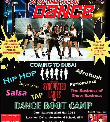 Dance Boot Camp