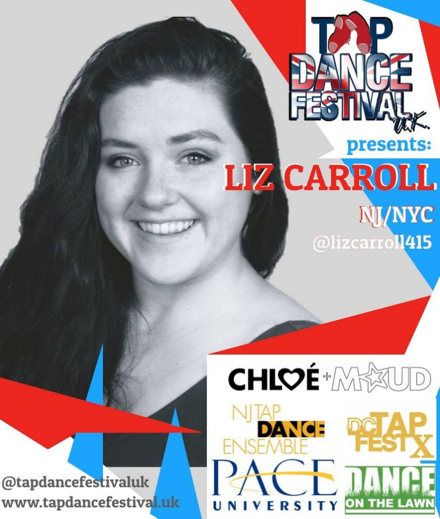 Tap Dance Festival 2018 UK Faculty