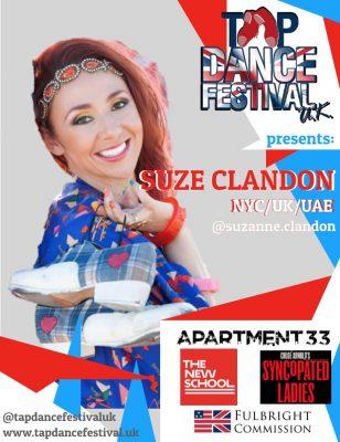Faculty Announced for Tap Dance Festival UK 2018!